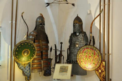 russian armour