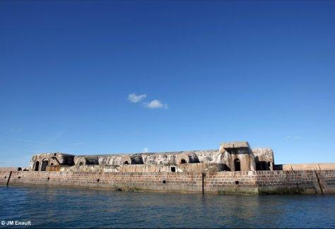 Digue et Fort Rade de Cherbourg