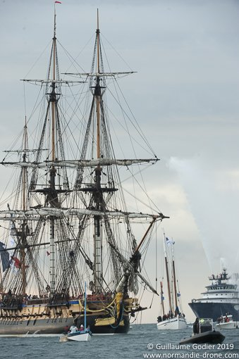 L'hermione-a-Cherbourg
