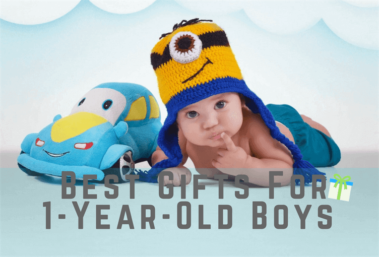 17 Best Gifts For 1-Year-Old Boys