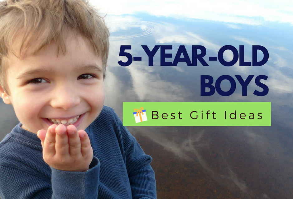 Best Gifts For A 5 Year Old Boy Educational Amp Fun