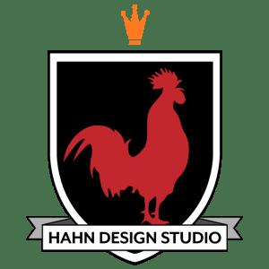 Hahn Design Studio Logo Emblem