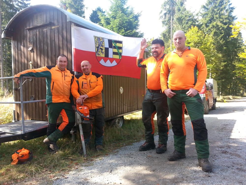 Das Bayreuther Team