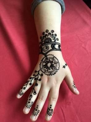 Henna-Kunst