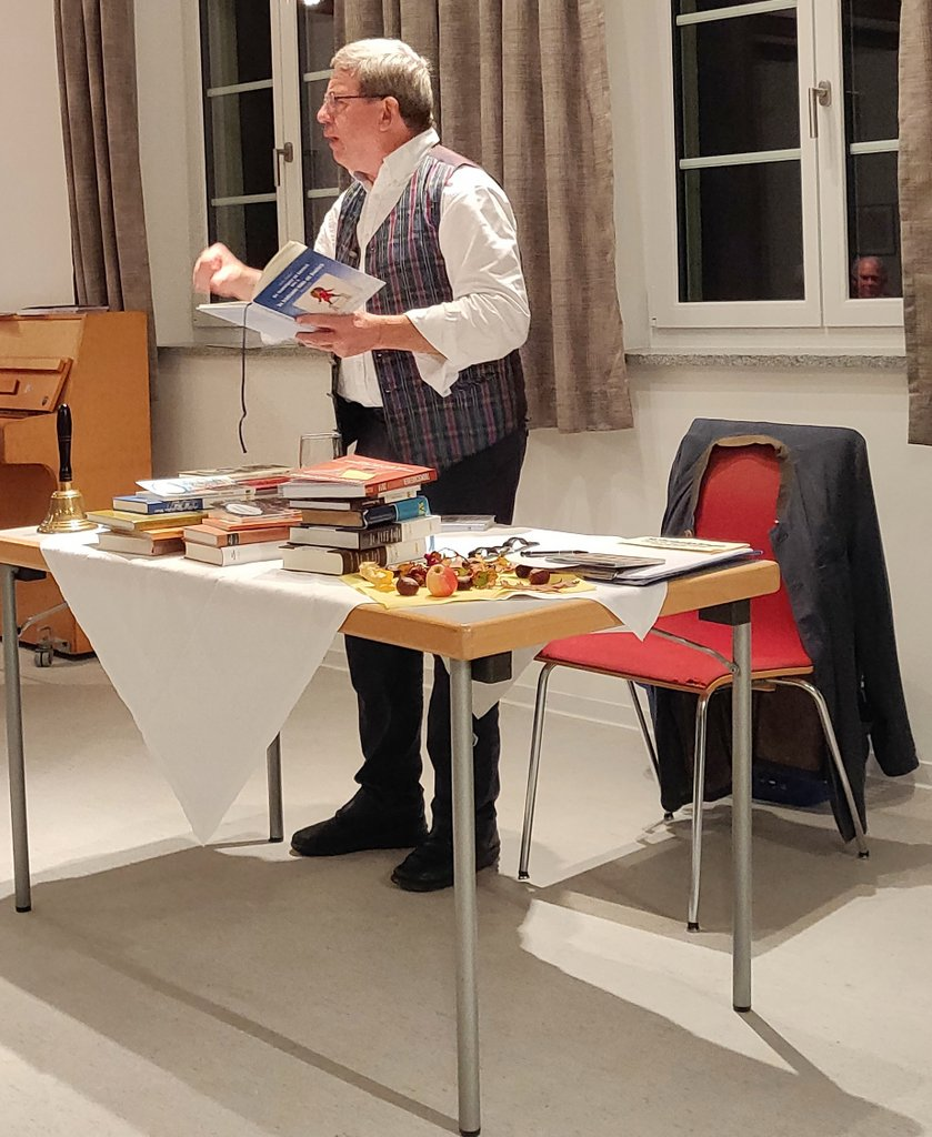 Dr. Hans Göttler, der Maustoadschwaddsa