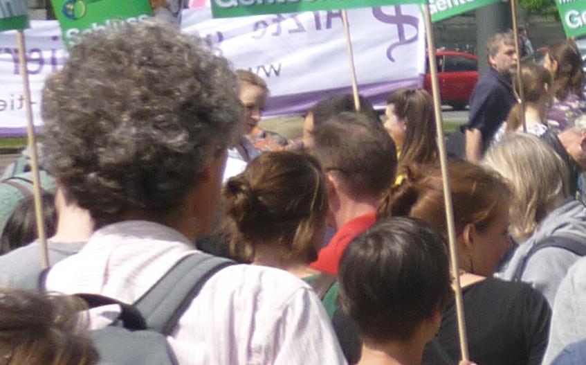 SchülerInnen-Streik