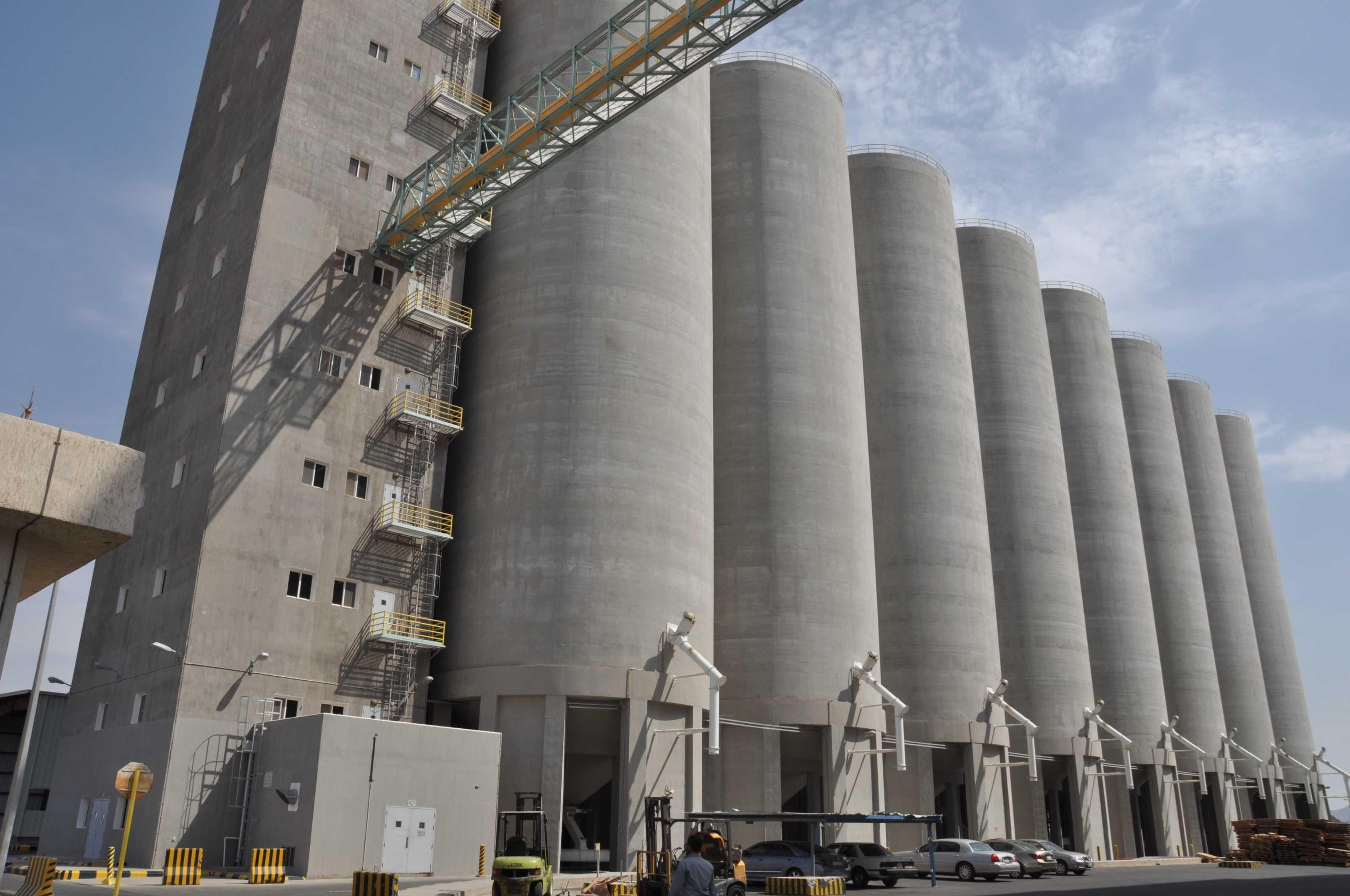 Grain Silos Amp Flour Mills Projects Haif Company