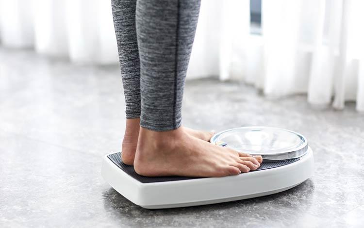Mengukur berat badan ideal