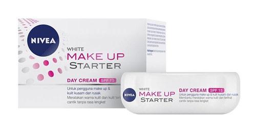Nivea Make Up Starter White Day Cream SPF 15