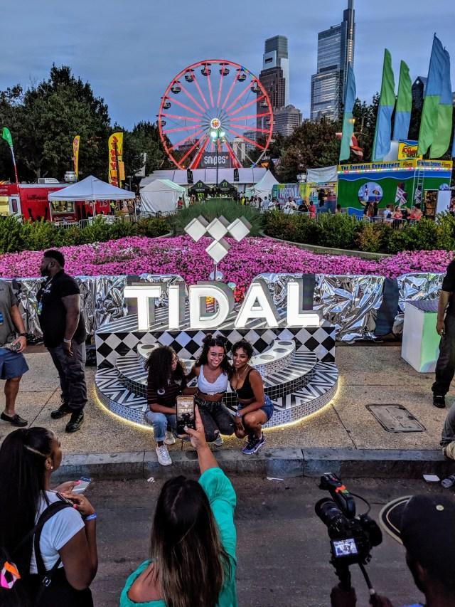 Haiiileen TIDAL MadeInAmerica 09