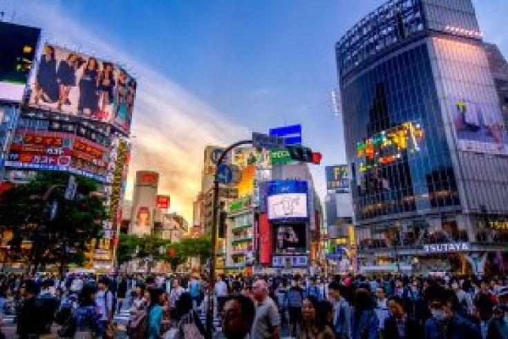 Penyeberangan Shibuya (Shibuya Crossing)