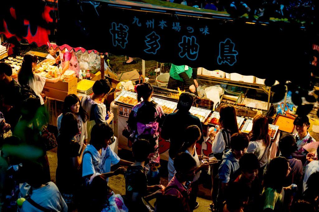 wisata kuliner musim di jepang