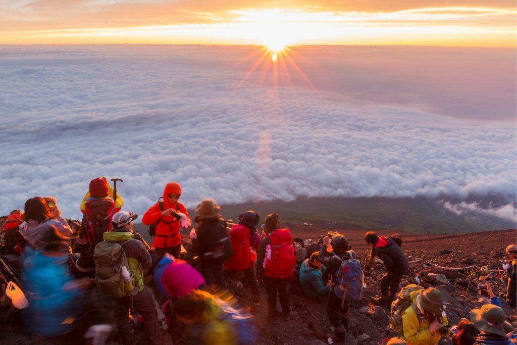 Puncka Gunung Fuji