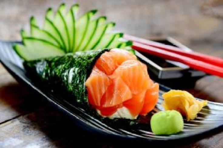 Sushi Temaki