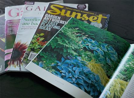 海外の植物雑誌