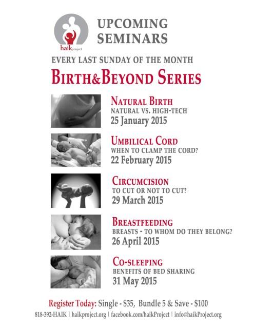 Birth&Beyond Series