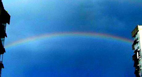 Rainbow Bridge 2 by Alenka Zorman