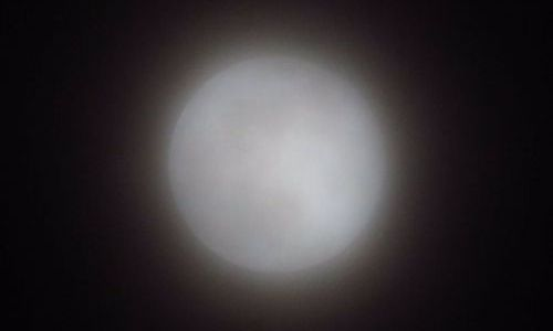 春の季語『朧月(おぼろづき)』