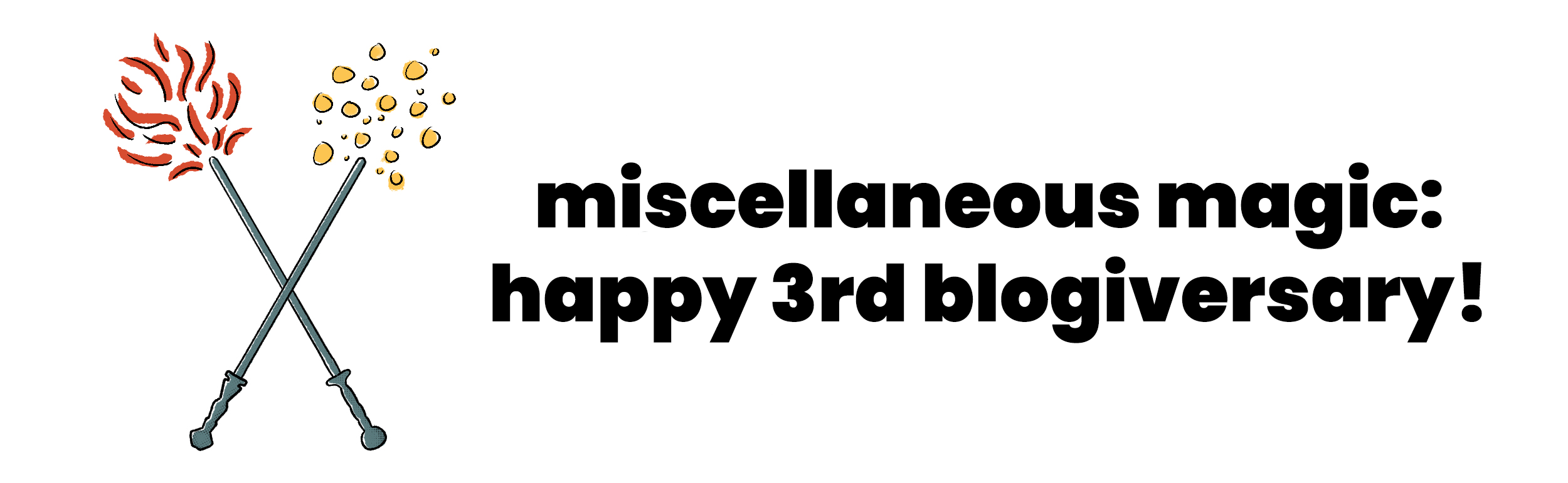 Third Blogiversary Banner