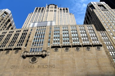 Civic Opera Building