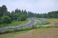 16 km mark area