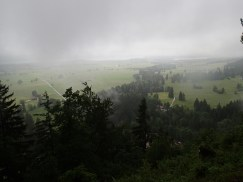 Valley down below