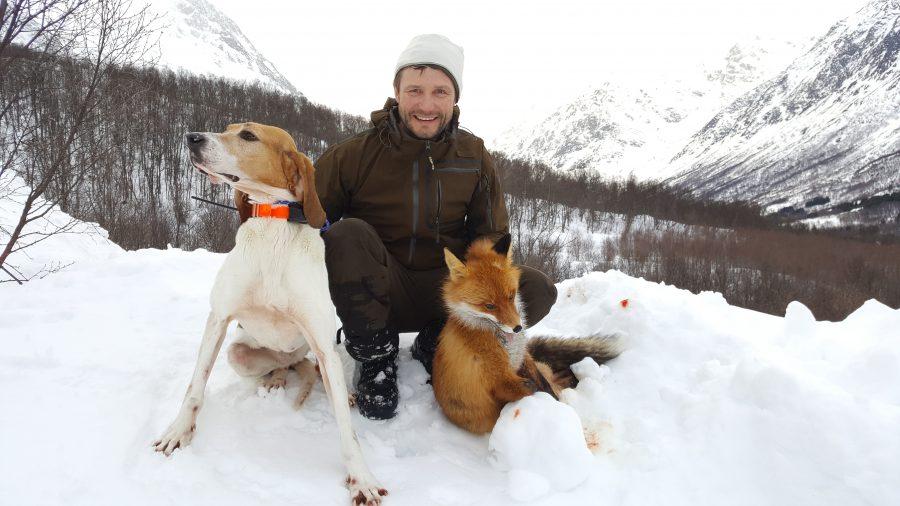 Haill&Knall TV: Revejakt med hund