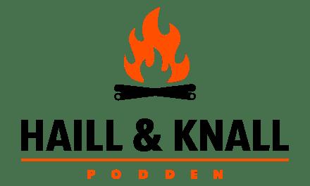 Haill og Knall-podden: Hjelp en i jula og våre beste julegavetips