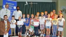 Hailsham cricket club-junior-certificate