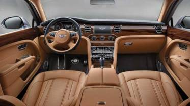 Mulsanne Extended Wheelbase bentley 2