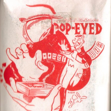 Pop Eye Popper Deck