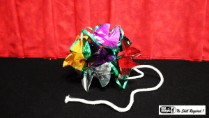 Flower on Rope/Floral Garland by Mr. Magic - Trick