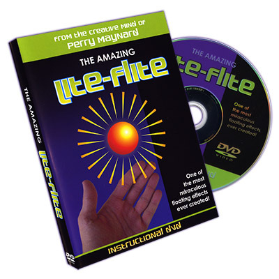 Amazing Lite-Flite (New Millennium Edition) by Perry Maynard