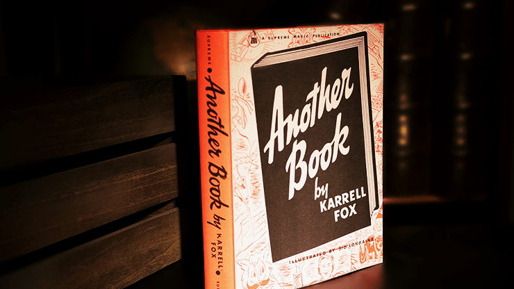 Another Book (Limited/Out of Print) by Karrell Fox – Book