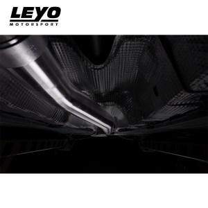 Leyo Motorsport VW MK7/7.5 R Cat-less Racing Downpipe