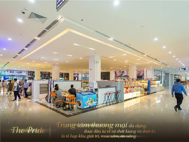 Cho thuê mặt bằng trung tâm thương mại The Pride Tố Hữu, Hà Đông