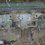 Tiến độ thi công dự án Roman Plaza đến ngày 26/7/2017