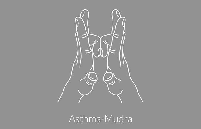 5 Best Yoga Mudras for Asthma Patients