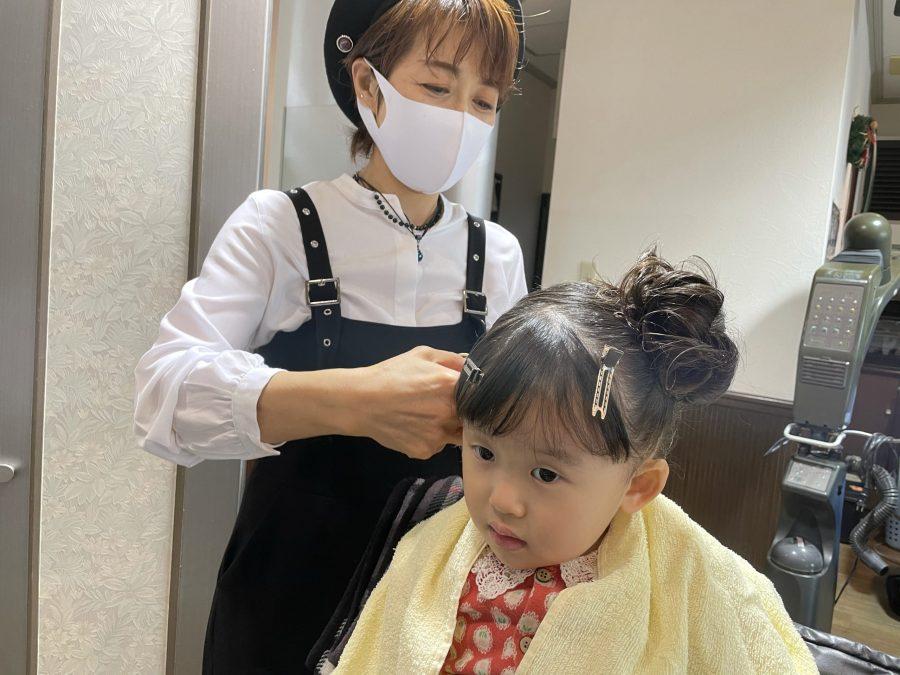 三歳の袴💓
