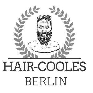 Friseur Hair-Cooles Logo Berlin