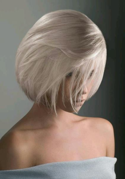 Platinum Blond Bob Hairstyles
