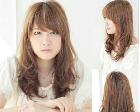 方臉女生適合的卷髮髮型 寬顴骨修出瓜子臉 - 美髮館