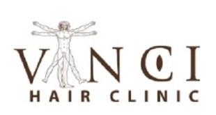 شعار عيادة فينشي لزراعة الشعر