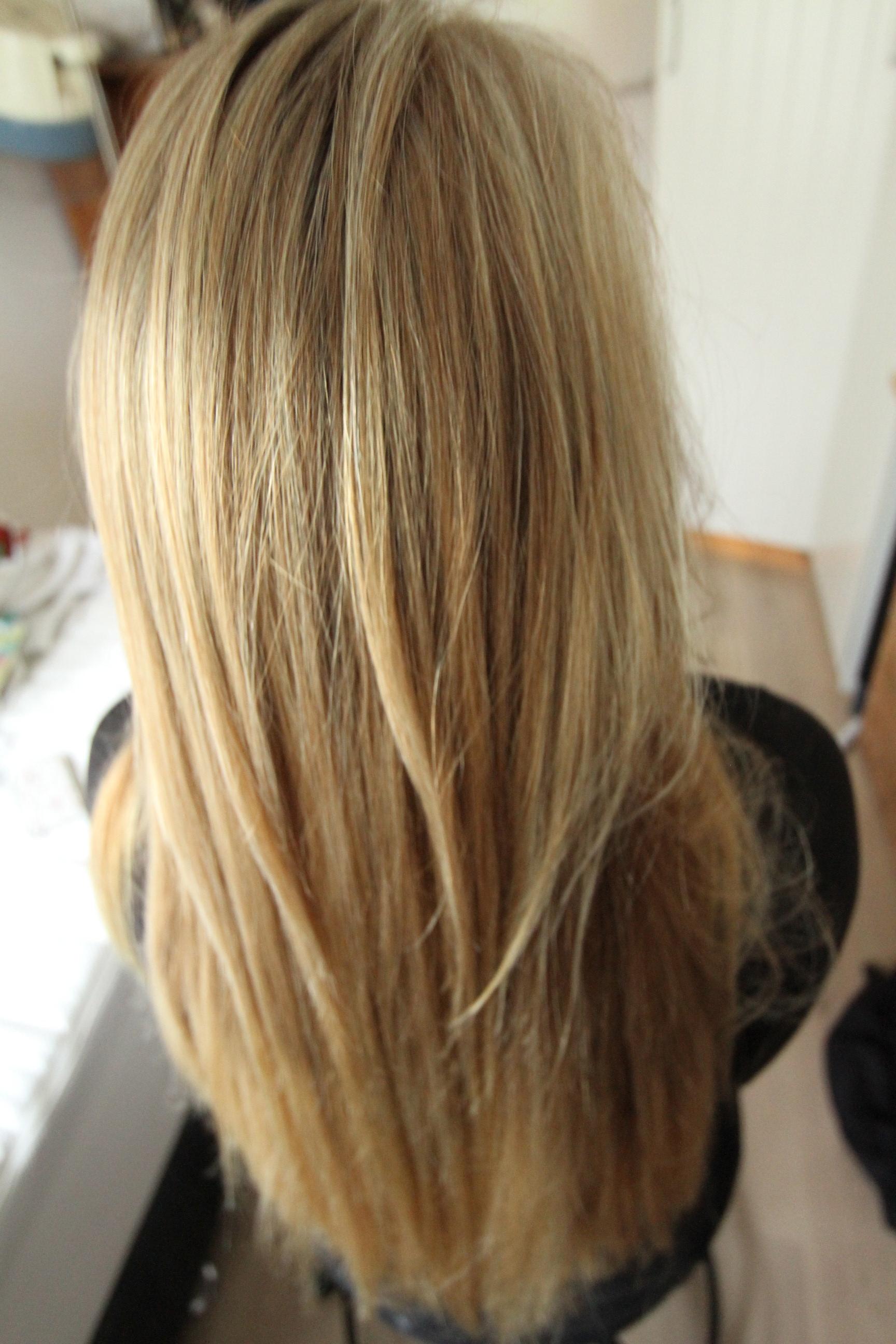 Going Blonde Hairandflair
