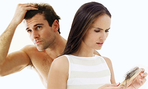 Hair Loss In Men And Women