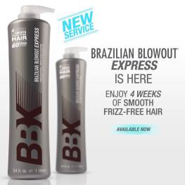 Brazillian Blowout Express