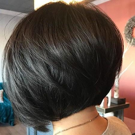Bob-Cut Simple Short Haircuts