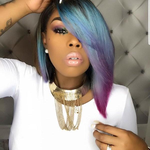 Asymmetrical-Short-Haircut Latest Short Hairstyles for Women 2019