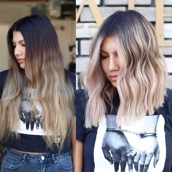 Blonde-Bob-Hair Cute hairstyles for Short Hair