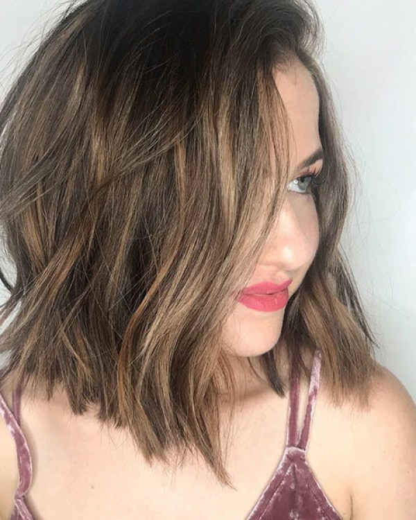 Bob-Hairstyle New Cute Hairstyles for Short Hair 2019
